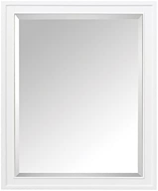 Avanity Madison 28 in. Mirror Cabinet in White finish