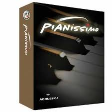 Acoustica Pianissimo Virtual Grand Piano by Acoustica