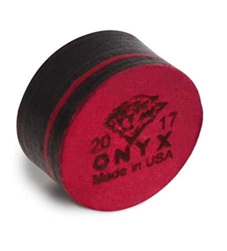 (TIGER ONYX LTD Laminated Pool Billiard CUE TIP - 1 pc - 13 or 14 mm (14 mm))