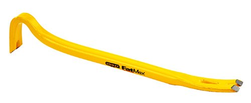 Stanley 55-101 14-Inch FatMax Wrecking Bar Only $5.23