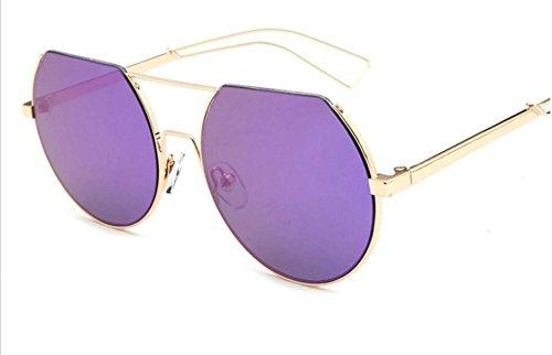 Metal Las Gafas Moda Estados Los A3 De Sol A1 De Gafas Unidos Retro Sunglasses Sol De Europa Y De Sol Ladies Gafas 0KOq0r