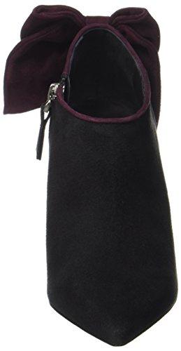 Dei Mille Paul90, Stivali Donna Nero (Nero/Vinaccia)