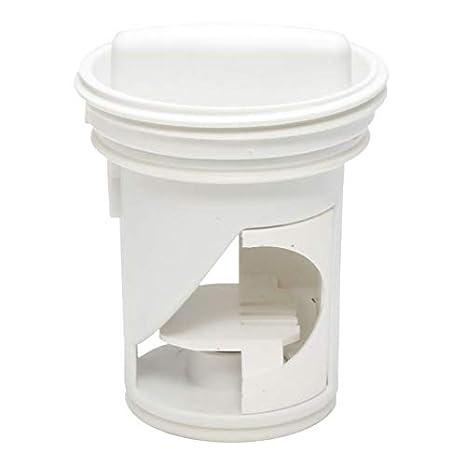 Filtro para lavadoras Bauknecht Whirlpool 481248058105: Amazon.es ...