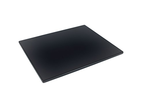 Heritage, 16 in. x 13 in. Rectangular Black Ceramic Pizza Stone - Professional Grade Baking Stones for Oven, Grill, BBQ- Non Stain (Toaster Oven Stone Pan compare prices)