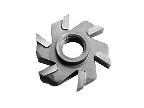 Southeast Tool SJM250-4 Drawer Slot Cutter 1-1//4 Diameter X 3//8-24 Thread for Jemco Machine 4 Wing.25 Kerf