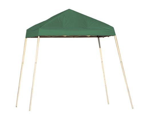 ShelterLogic Slant Leg Pop-Up Canopy with Roller Bag, 8 x 8 ft.