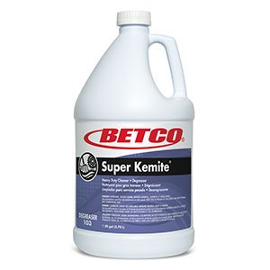 Super Kemite® Heavy Duty Cleaner/degreaser 4/1 Gallons