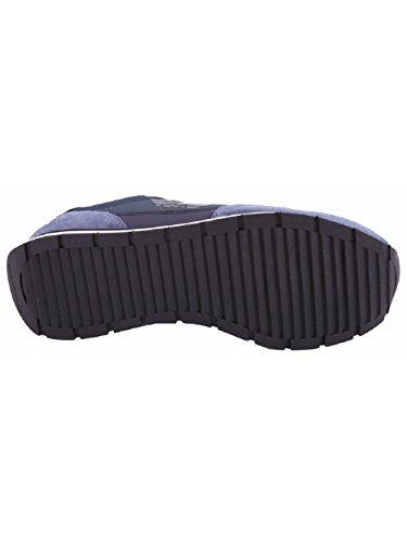 Emporio Armani Sneaker X4X215-XL198-E475-NAVY Blu Scuro