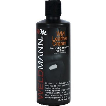 WM Leather Cream Acondicionador de Piel 16 oz.