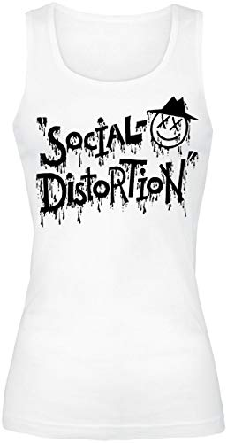 Blanco Eye Distortion Top Xd Social Rp08Iwn