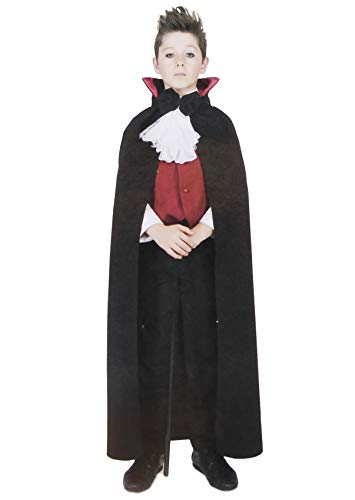 Boy's Dracula Vampire Suit Costume, for Halloween Party