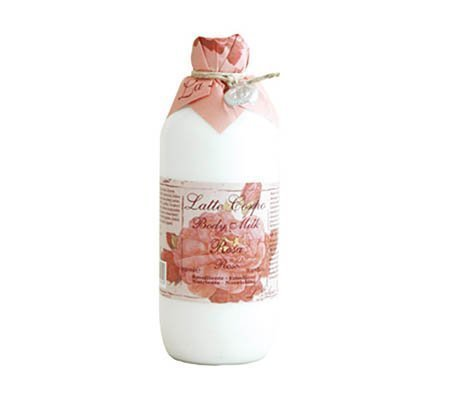 Erbario Toscano Rosa Latte Corpo Rose Body Milk 8.4 (Toscano Rose)