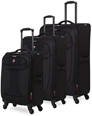 SwissGear 3 Piece Suitcase Set