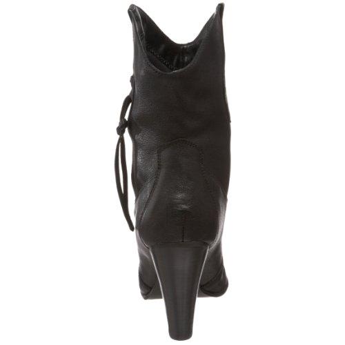 Dv De Dolce Vita Mujeres Pokie Bota Black Leather