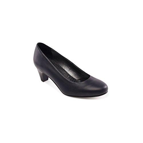 Padders De Marino Para Azul Zapatos Vestir Mujer 77rwOax