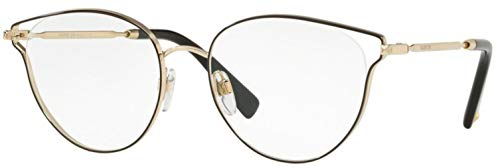 Eyeglasses Valentino VA 1009 3003 BLACK/PALE GOLD for sale  Delivered anywhere in USA