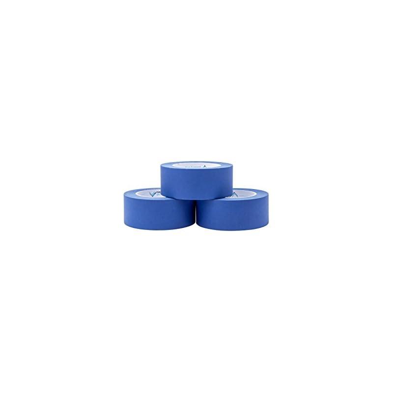 3 Pack 1.88'' Blue Painters Tape, Medium