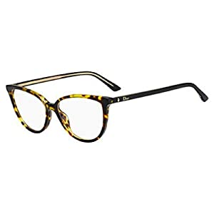 Dior Montaigne 33 - Dark Havana 0086 Eyeglasses