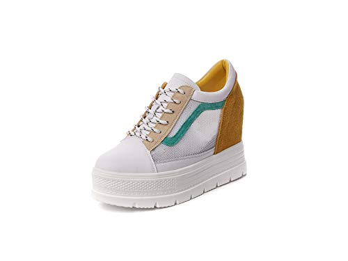 Money And Women'S Yellow Shoes Nine Women'S Shoes KPHY Fashion Casual Thirty B0CXpn