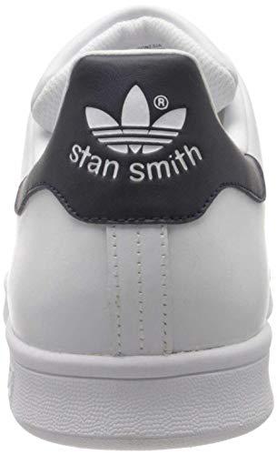 adidas Originals Mens Stan Smith Leather Sneaker