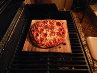 14 X 16 X 1 Rectangle Industrial Pizza Stone by California Pizza Stones (Image #1)