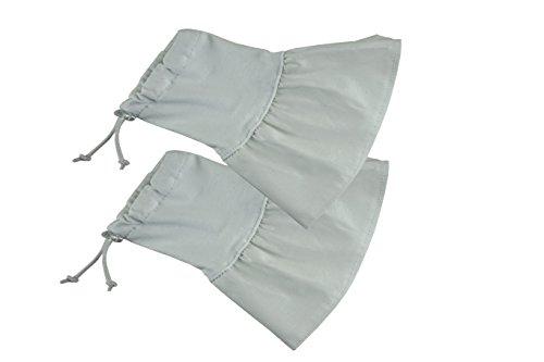 cotone bianco Maniche in Maniche in Maniche in cotone bianco cotone rimovibili bianco rimovibili qBSUAtAH