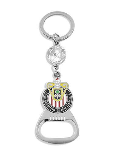 Chivas Regal Bottle - Keychain BOTTLE OPENER CHIVAS DE GUADALAJARA