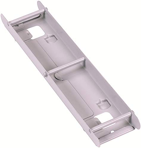 Martin Yale DMP3 Master Catalog Rack Post Section, Gray, Designed for Use with Larger Catalogs that Have Drilled Holes, 2