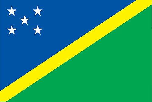 - Allied Flag Solomon Islands World Flag - 3' x 5' - Nylon