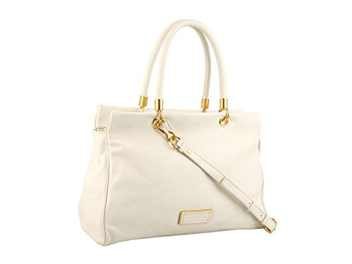 - Marc by Marc Jacobs Women's Too Hot to Handle Tote, White Birch, One Size