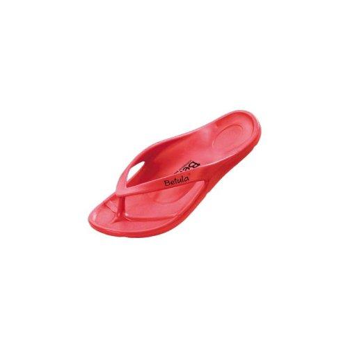 Betula Energy, Tongs Unisexes, Rouge (rouge), 38 Weit