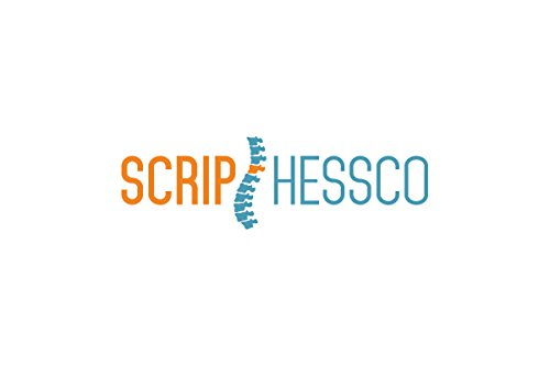 Exam Table Paper Rolls, Crepe Finish, 18'' W X 125'L, 12 Rolls, White for Chiropractor & Medical Exam Tables by ScripHessco (Image #1)