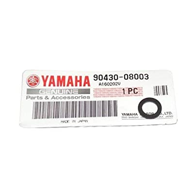 3x YAMAHA OEM Outboard Lower Unit Oil Drain Gasket 90430-08020-00 90430-08003: Automotive