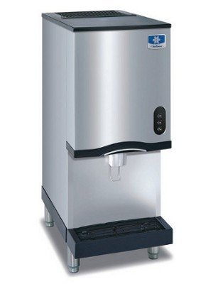 Manitowoc CNF-0201A-L Ice Maker and Water Dispenser, Nugget Style, 315 Pound/24Hours
