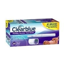 Clearblue Easy Fertility Monitor 30 Test Sticks