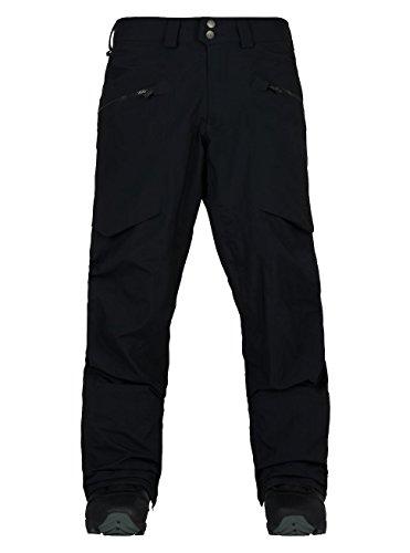 (Burton Men's AK Gore-Tex 3L Hover Pant, True Black,)