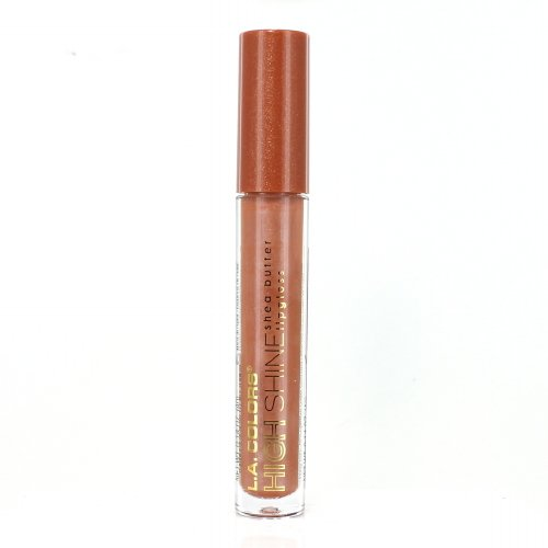 (3 Pack) L.A. Color High Shine Lipgloss - Snuggle High Shine Lip Color
