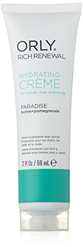 Moisturizer Orly (Paradise, Rich Renewal Ultra-Hydrating Creme, Orly / Skin Care / Body Lotion)