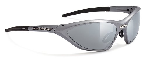 Rudy Project EKYNOX SX TITANIUM FRAME WITH IMPACTX PHOTOPOLARIZED GREY - Sunglasses Rudy Ekynox Project