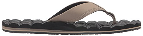Volcom Khaki Flip Sandal Recliner Flop Men's vwqFrPRv