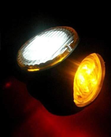 4 x luci di ingombro laterali LED luci di recupero 12//24 V e-mark camion rimorchio furgone