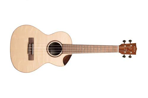 - Kala Scallop Series Tenor Ukulele - Gloss Natural