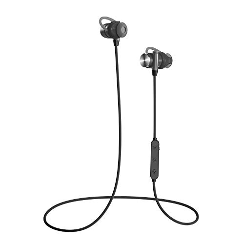 Wireless Bluetooth Earbuds | Forone Magnetic Headphones Crystal Sound | IPX5 Waterproof Noise-Cancelling Headset Mic | Fitness, Exercise, Running, Gym,Sports by Forone