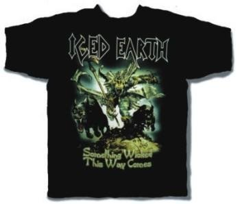 iced earth shirt - 4
