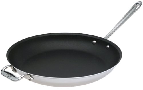 All Clad Stainless 14 Inch Nonstick Fry Pan