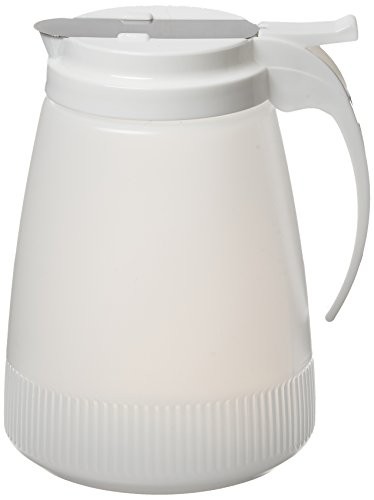 Winco PSUD-48 Syrup Dispenser, 48-Ounce