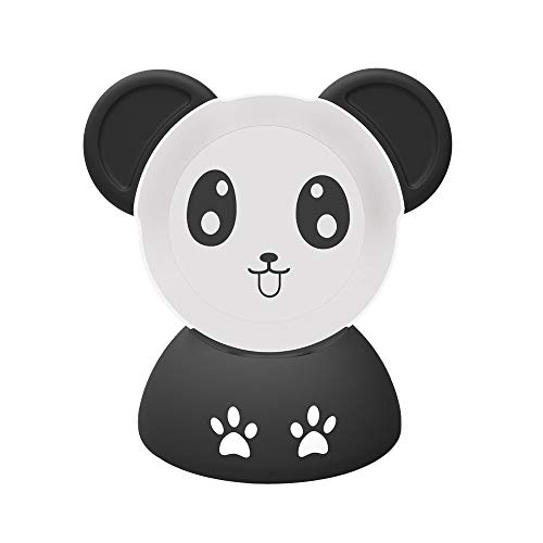 Orcbee  _Professional Panda Outlet Hanger Base Mount Non-Slip Desk Stand Holder for Echo Dot 3rd Generation
