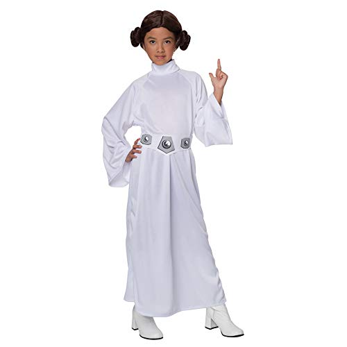 Princess Leia Slave Girl Halloween Costume (Rubie's Star Wars Child's Deluxe Princess Leia Costume,)