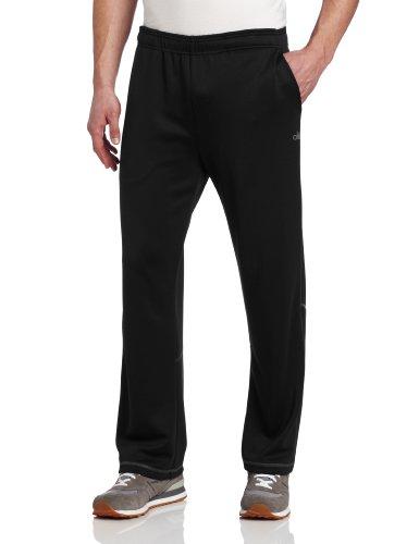 Alo Yoga Men's Boost Pant, Black/White, Small ()