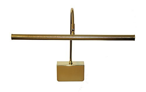 Adjustable Grand Piano Lamp (Brass LED Piano Lamp 19